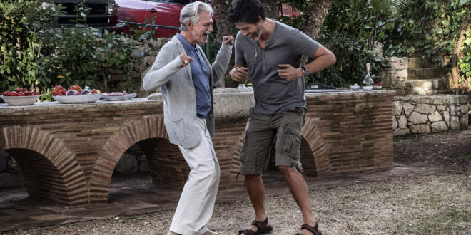 Croce & Delizia, regia di Simone Godano, Direttore della fotografia Daniele Ciprì  Roma-Gaeta, ottobre-novembre 2018
