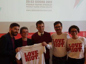 Festival MIX Milano - Conferenza Stampa