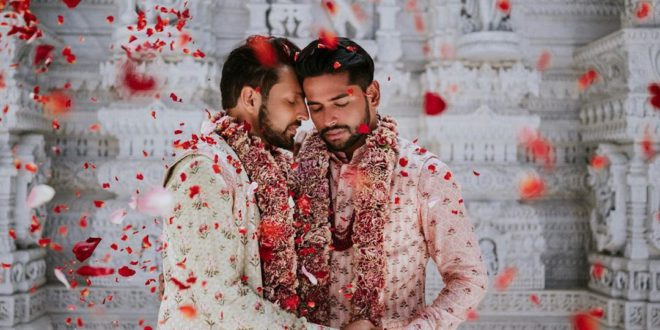 Aditya-Madiraju-e-Amit-Shah_Matrimonio-Indiano-Gay