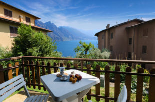 Casa Vacanze Lago Iseo - Zorzino - Discesa a Lago