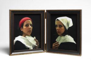Lavatory Self-Portraits
