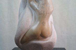 scultura CLEMENTIA