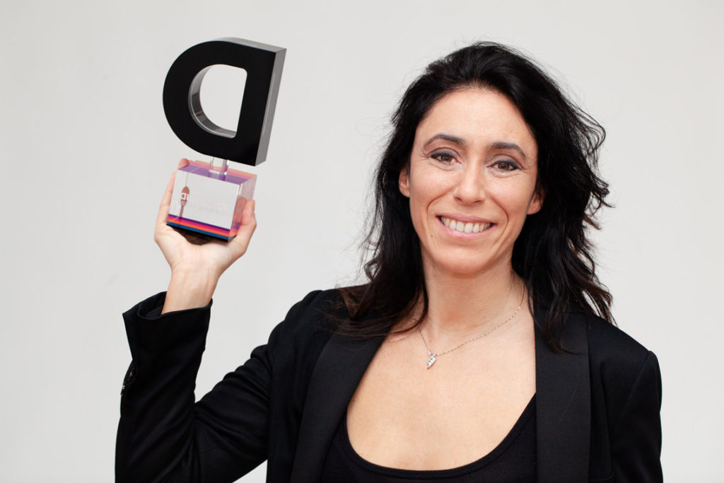 Francesca Vecchioni, Presidente Divrersity - ph. Jordy Morelli
