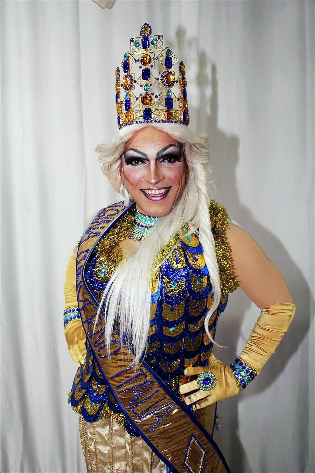 Lady Sasha: Regina d'inverno 2016