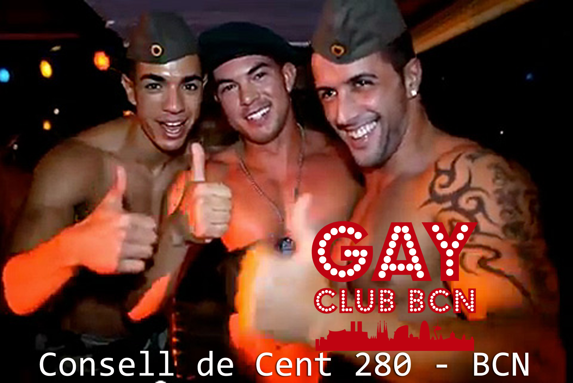 GAY CLUB BCN - BARCELLONA - SPAGNA