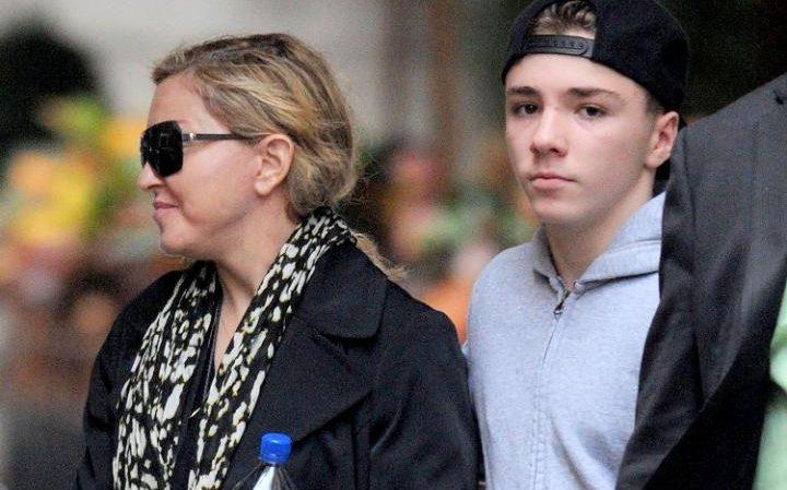 Arrestato Rocco Ritchie, il figlio della popstar Madonna.