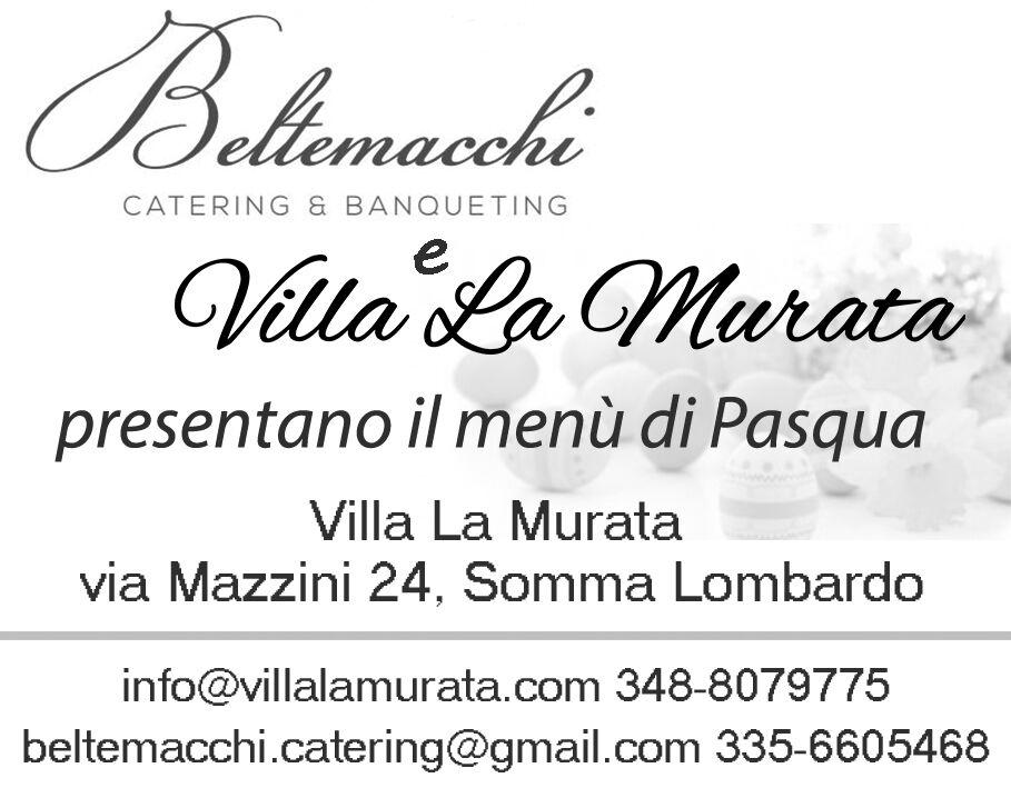 Beltemacchi Catering e Villa La Murata presentano il menù di Pasqua.