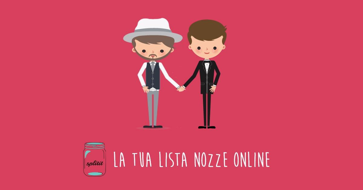 Con splitit.it la lista nozze si fa online!