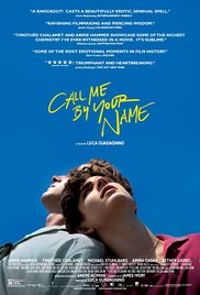 "Crema come set del film ""Call me by your name""."