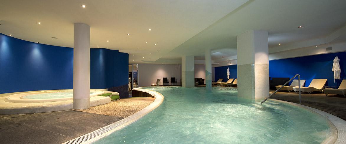 Unico Hotel a Chianciano Terme con un'area benessere di 1.000 mq.