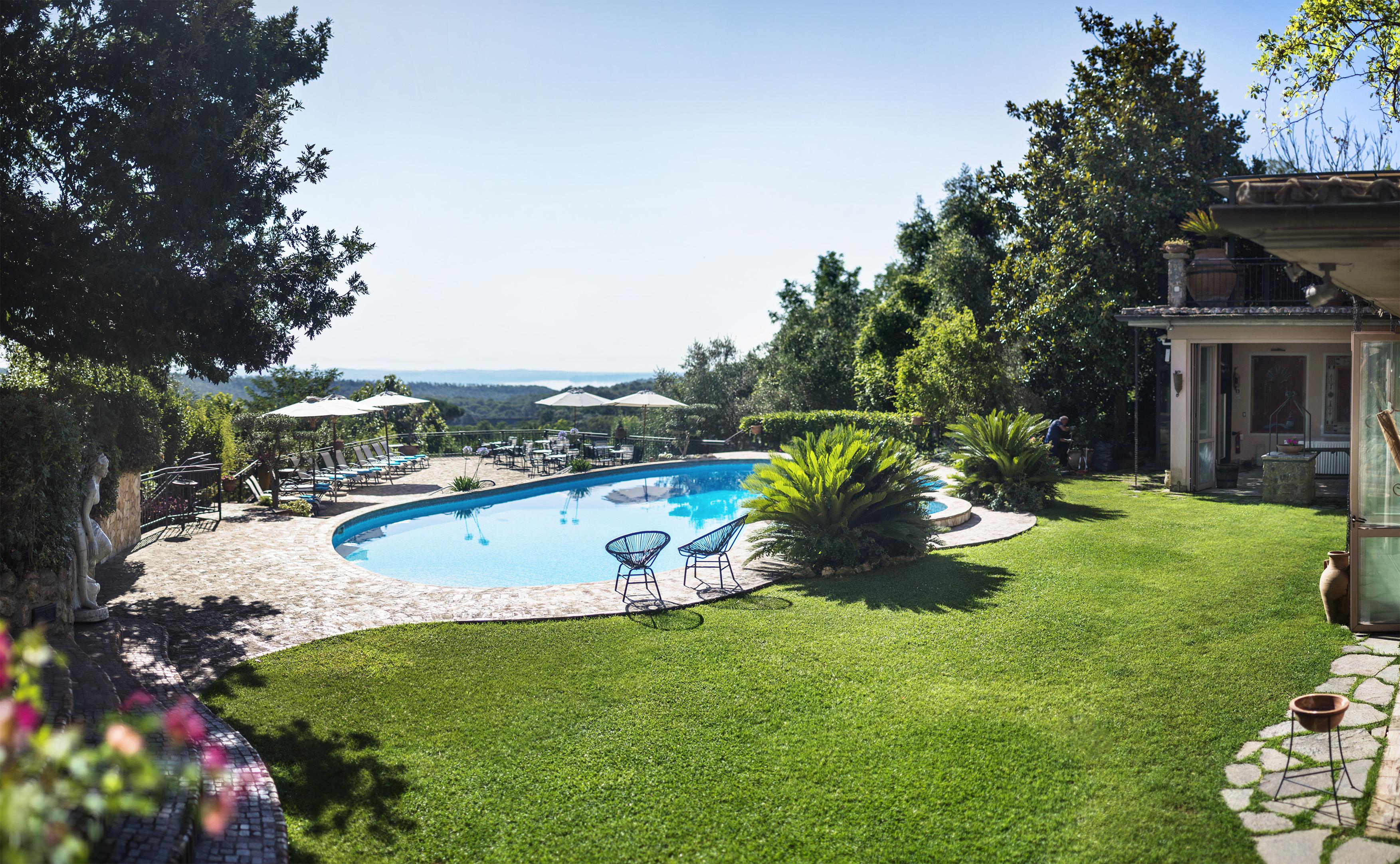 Affascinante Villa d' Epoca dove potrai celebrare il tuo matrimonio... Villa Clodia Relais.
