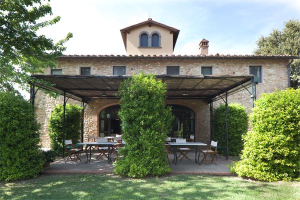 Il Borghetto Country Inn & Winery: un B&B sulle colline del Chianti.