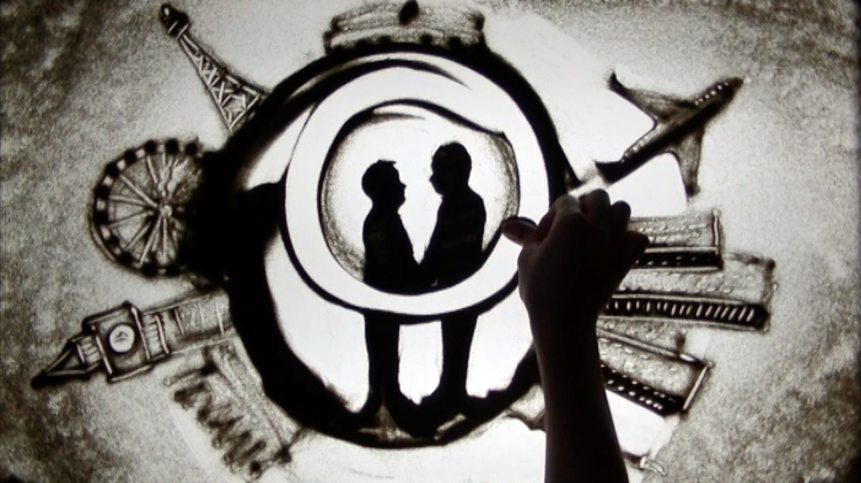 WEDDING SAND ART…MAKE IT MEMORABLE!