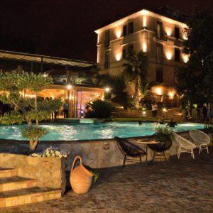 Villa Clodia è un'esclusiva location per matrimoni vicino Roma, un posto perfetto per organizzare eventi privati.