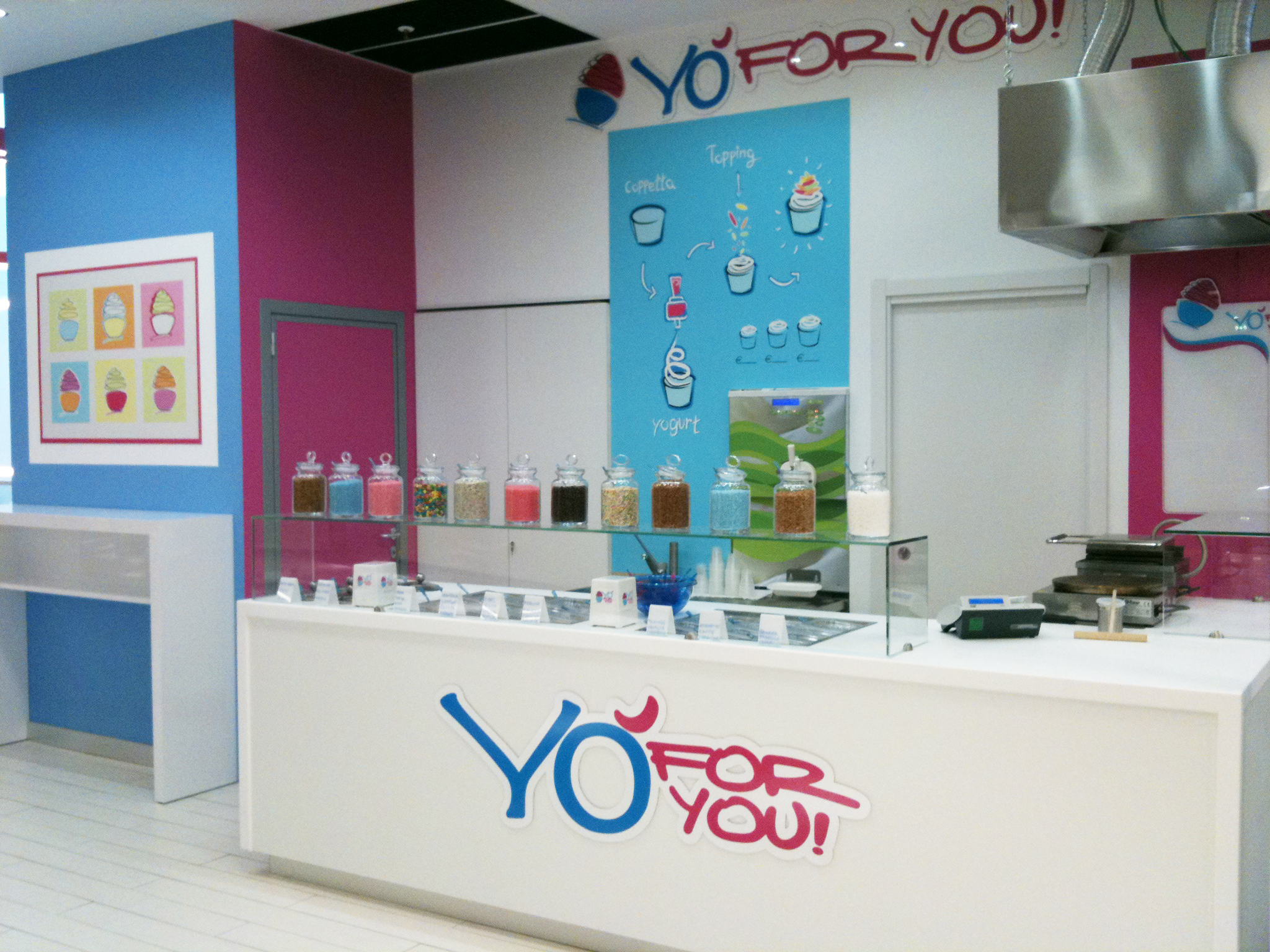 Lo Yogurt Soft in un format semplice ed efficace.