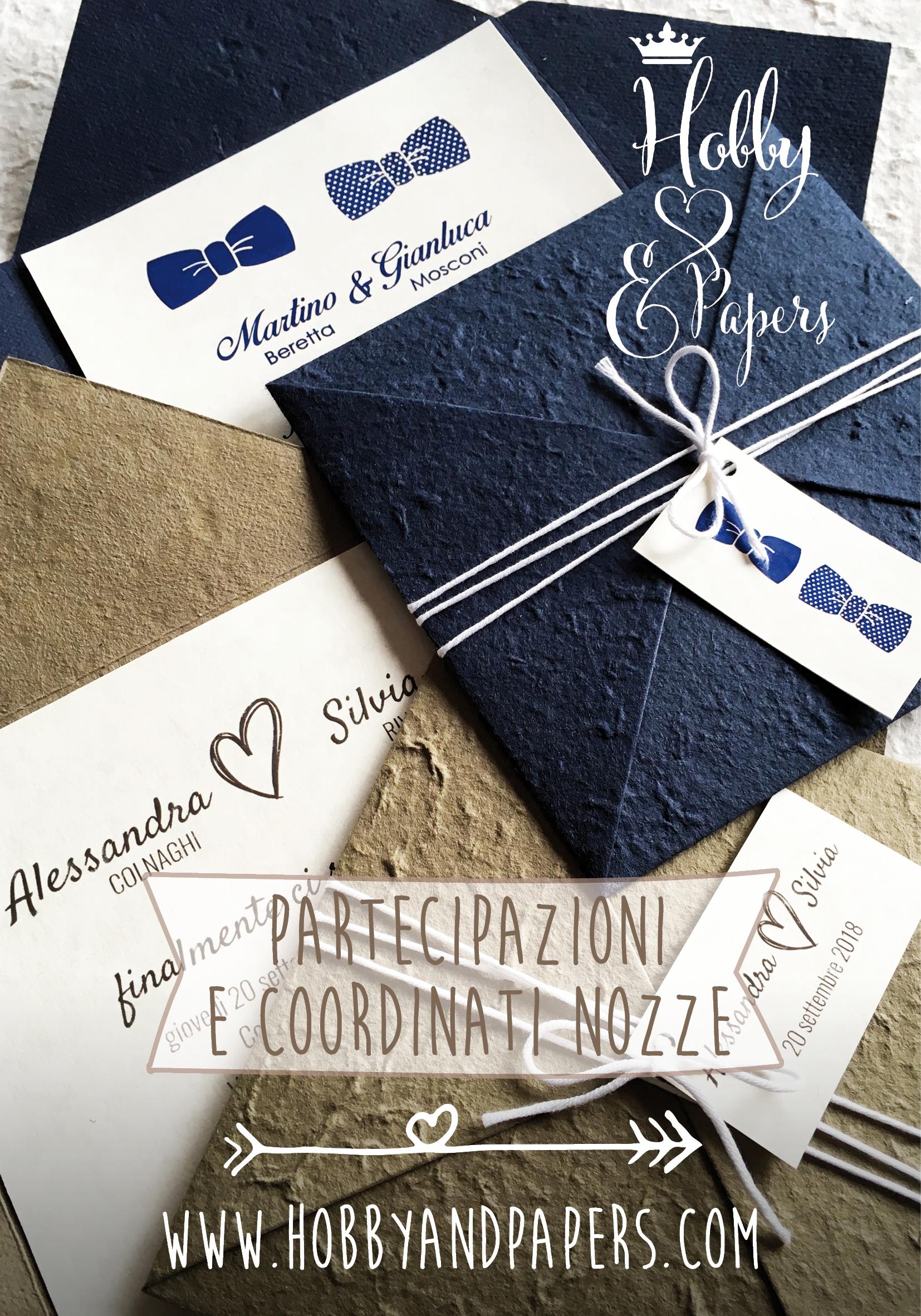 Hobby&Papers: lo stile semplice ed elegante.