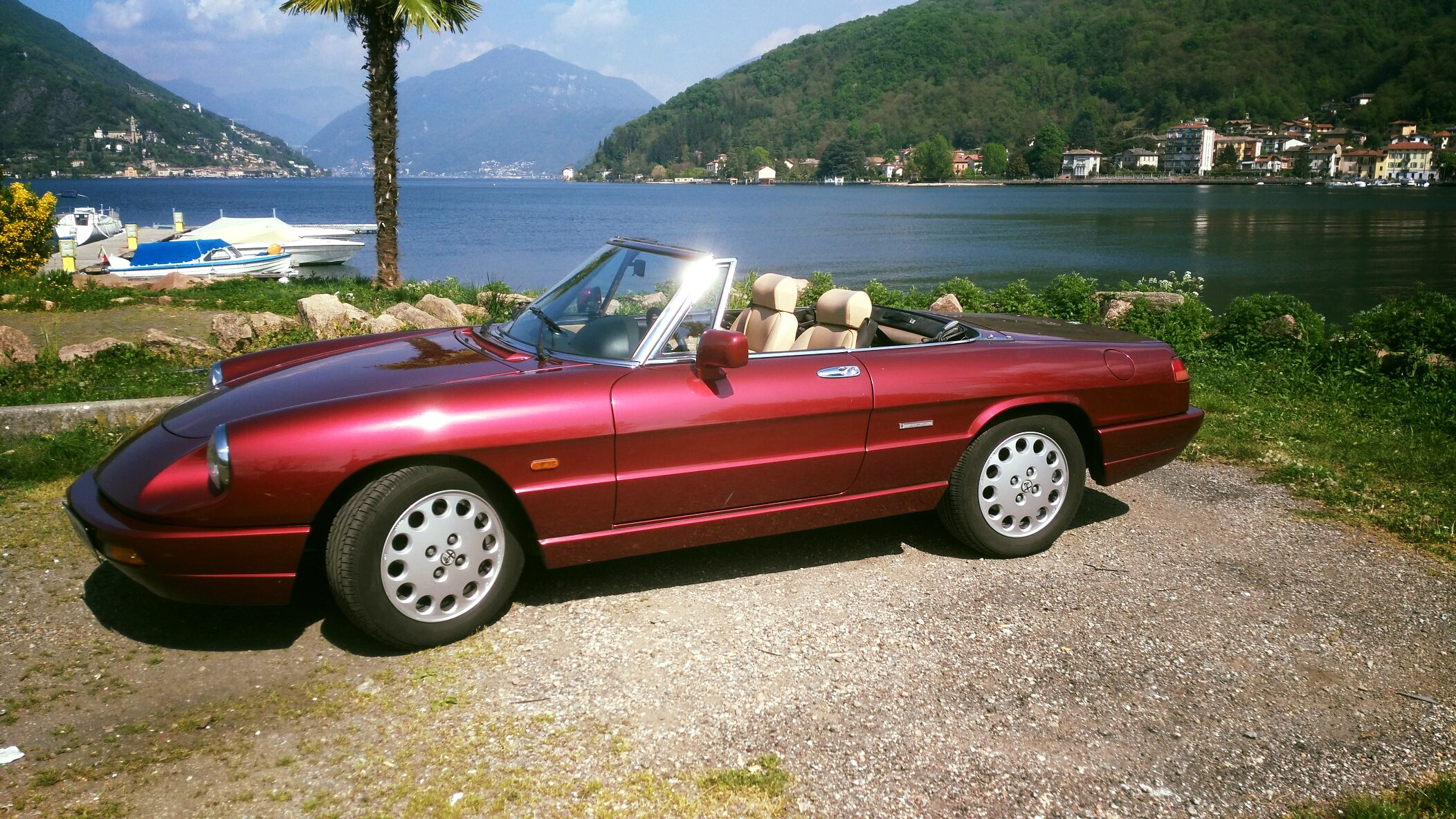 Classic Rental Cars: The Finest Way To Drive in Italy.
