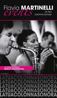 Flavia Martinelli Events: Live music - Dj - Cerimonia and more.