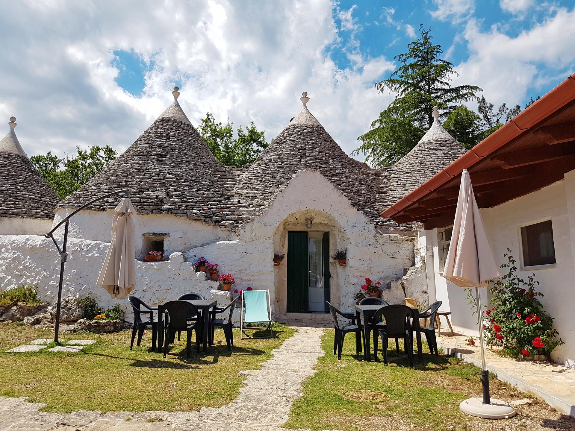 Bed & Breakfast in Puglia nel cuore della Valle d'Itria.