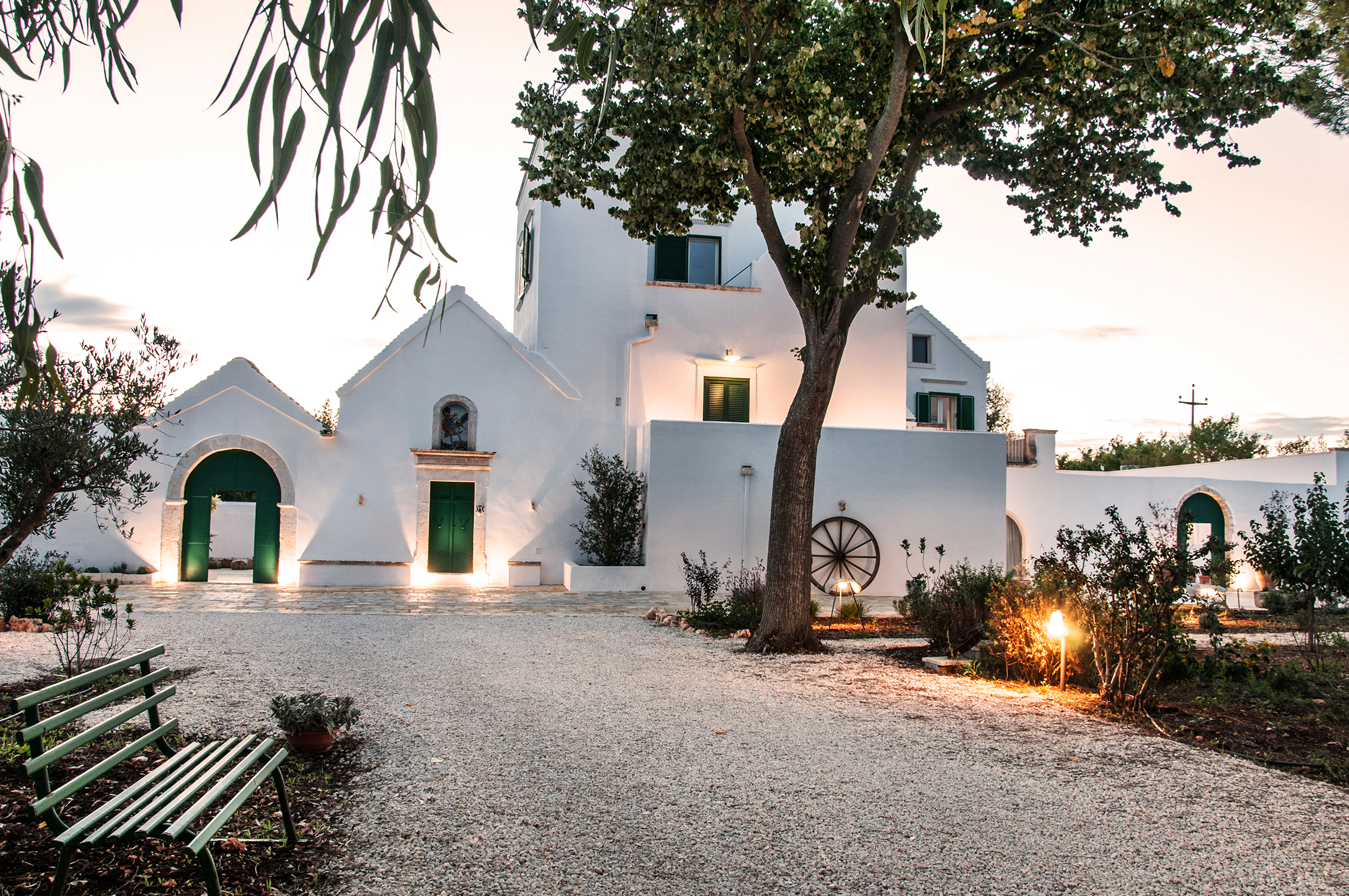 Masseria San Michele: Welcome to our paradise.