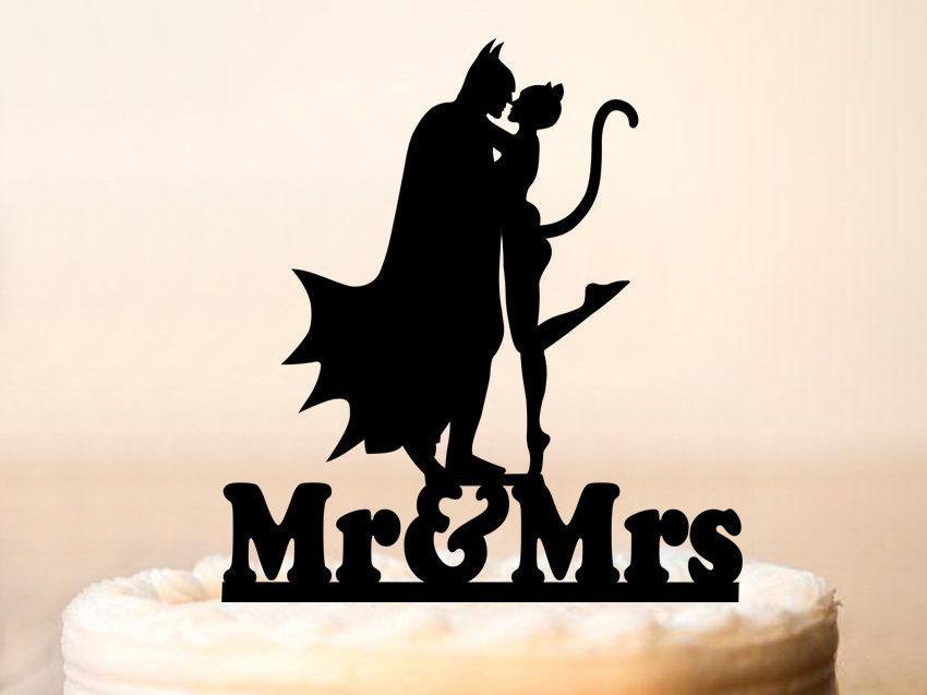 Batman e Catwoman: finalmente sposi!