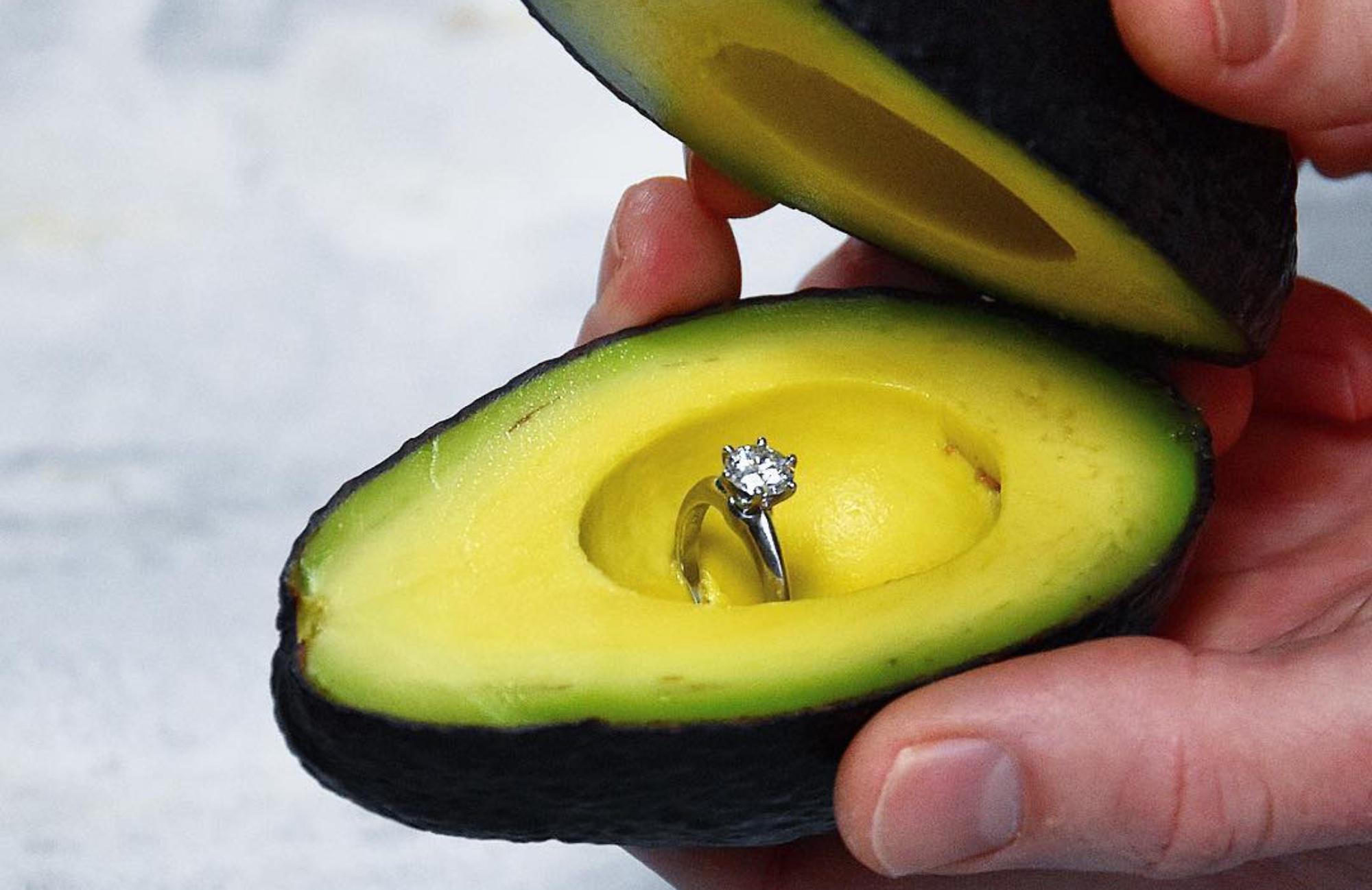 """Un avocado è """"per sempre"""""""