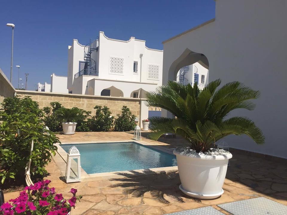 Casa Vacanza Villa Teresa: a pochissimi minuti da spiagge incantevoli nel Salento in Puglia.