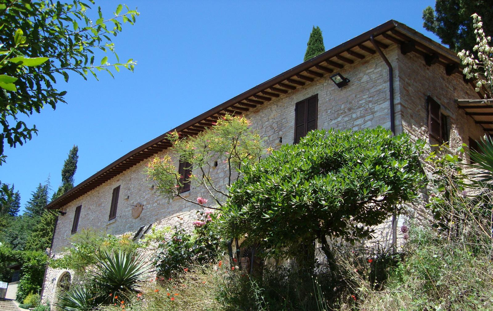 LaRocchicciola delle Upupe: Casa Vacanze in Assisi.