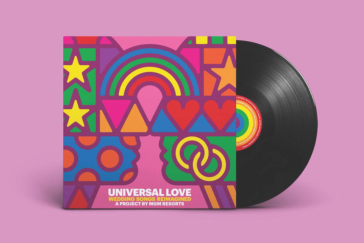 """Esce """"Universal Love"""", la compilation che celebra l'amore gay"""
