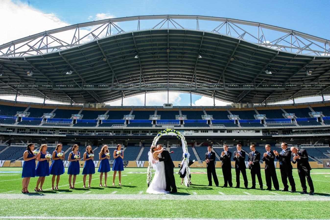 Nozze in curva. Lo stadio San Siro apre ai matrimoni