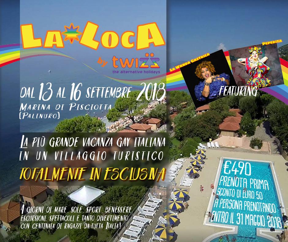 """La vacanza è """"LOCA""""!"""