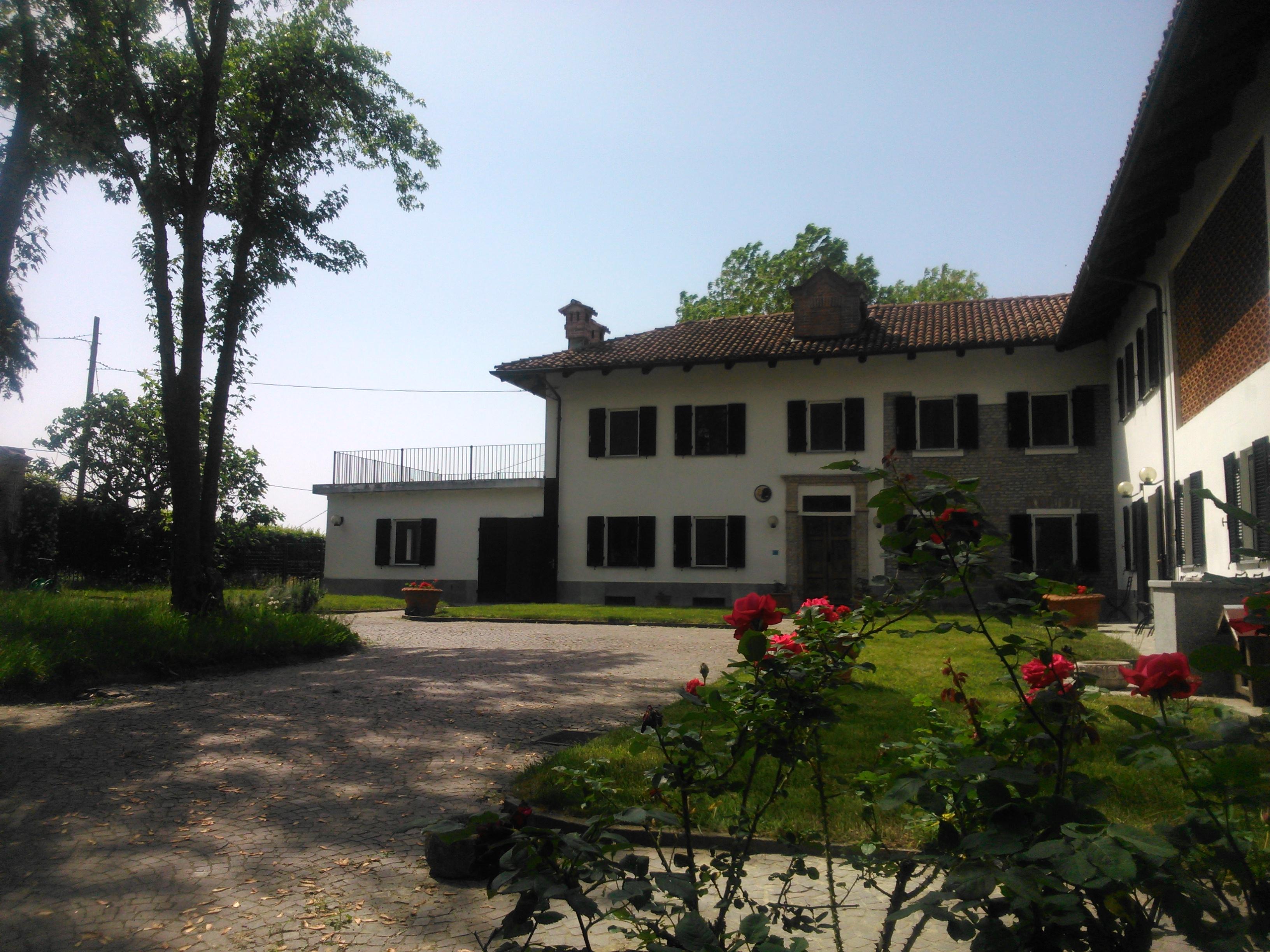 Casa Ramonda e la strada romantica delle Langhe e del Roero.