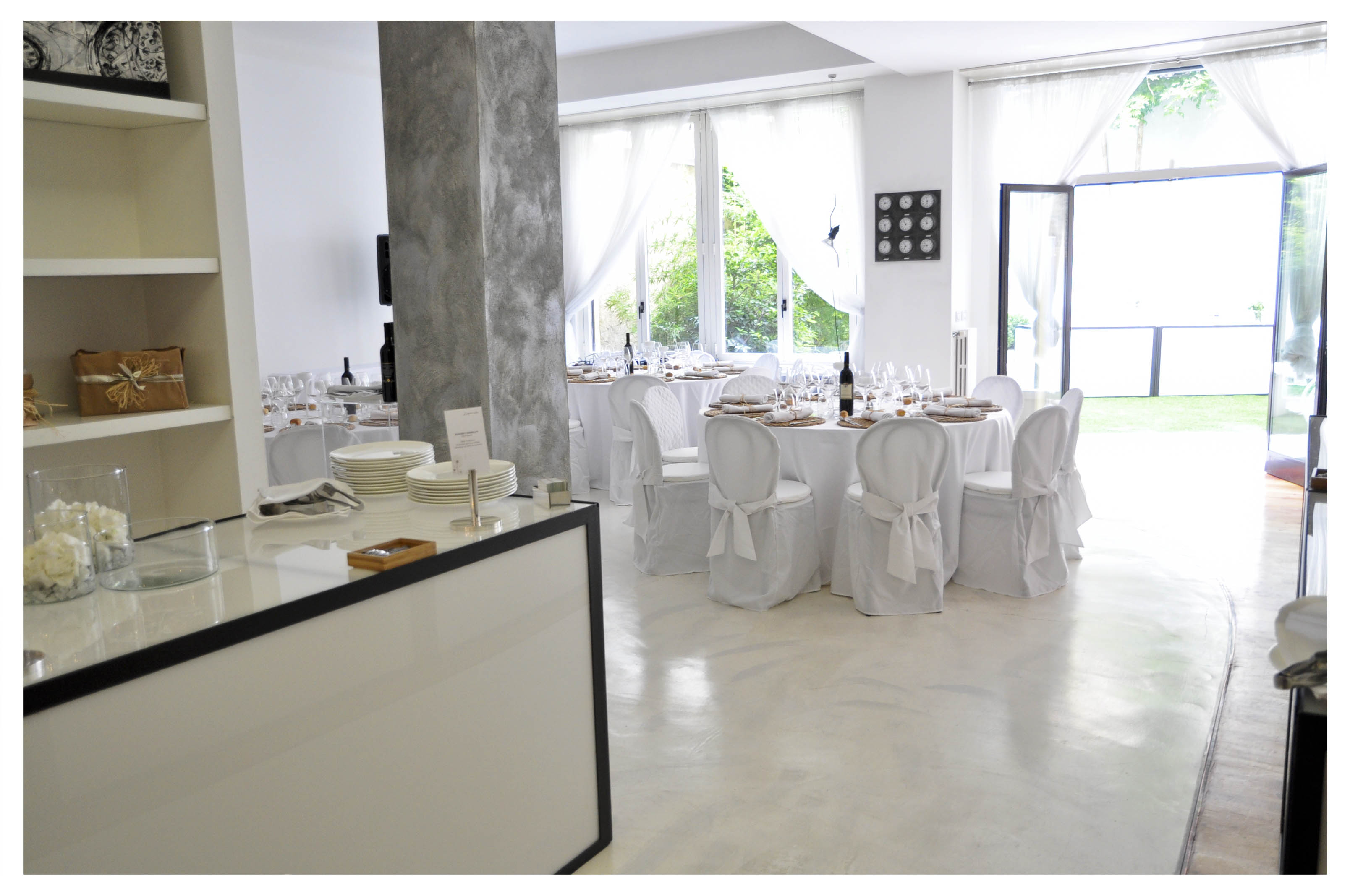 WhiteHouse52: un giardino segreto nel cuore di Milano.