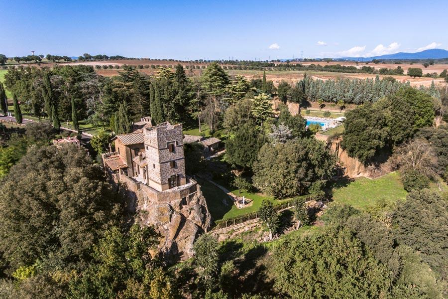Residenza Antica Flaminia: Luxury Experience.