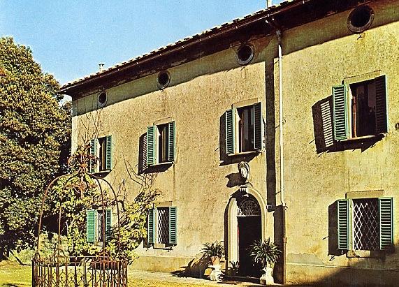 Villa Barbaiano a Monte San Savino Arezzo. Una location in grande stile.