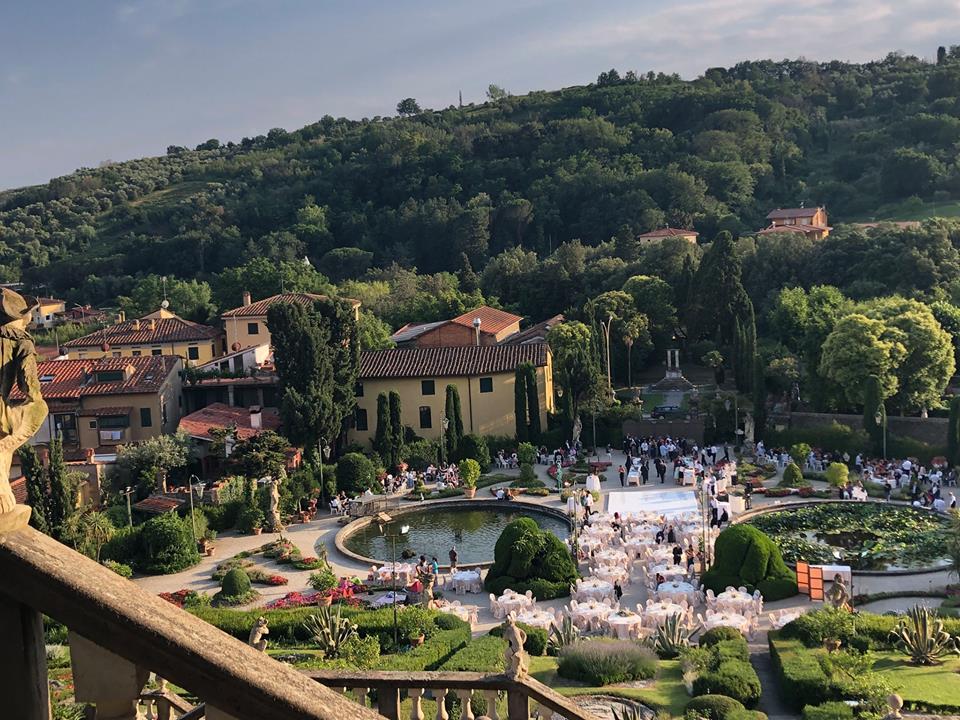 Ristorante Villa Garzoni: Your Dreams....come true!