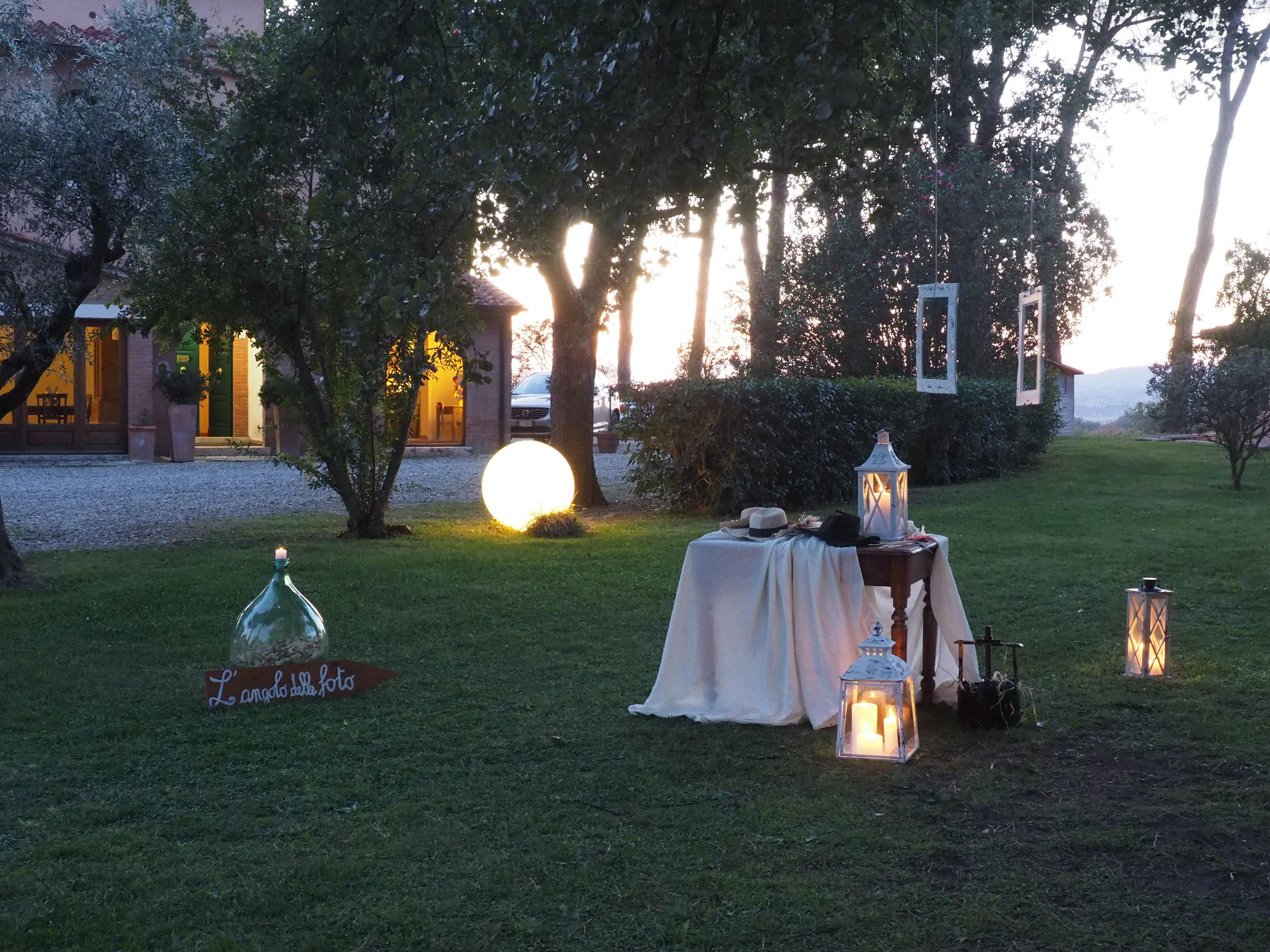 Amorosi Eventi: Allestimento Eventi Manciano
