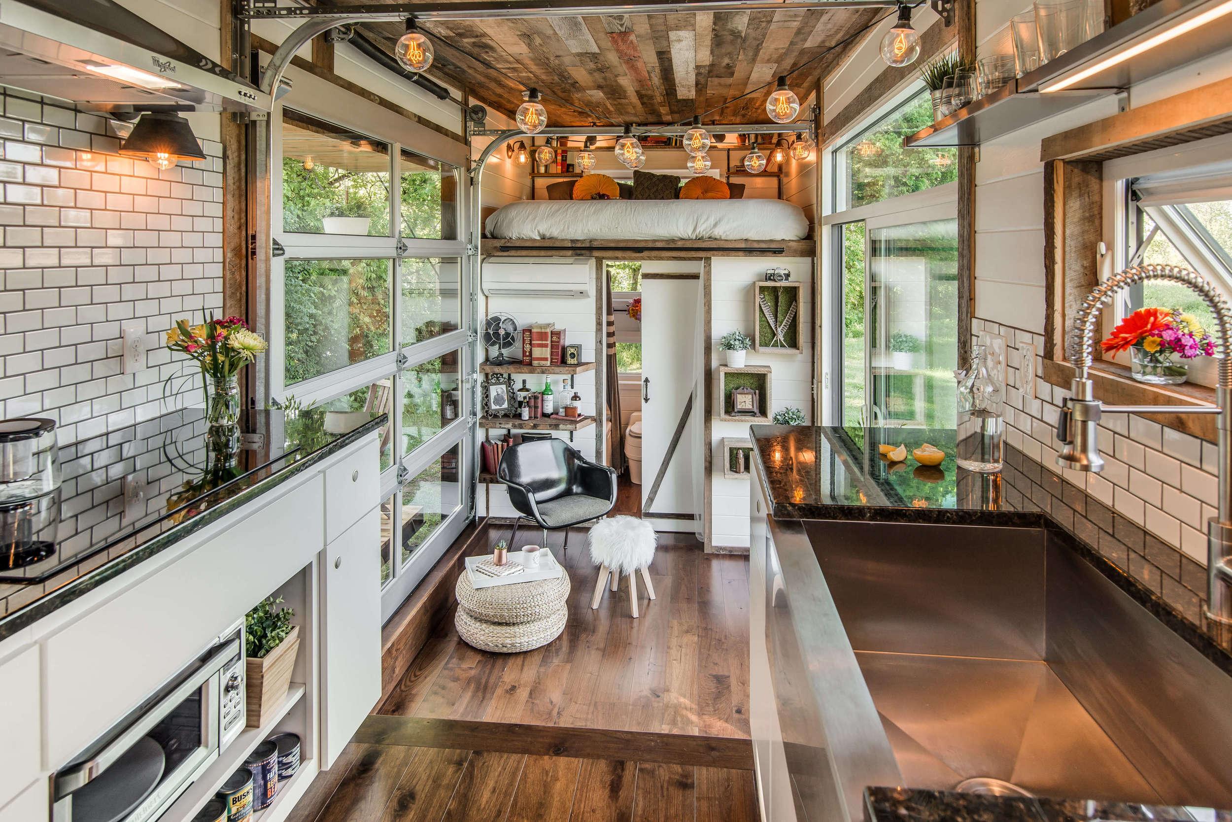 Grandi soluzioni per piccole case
