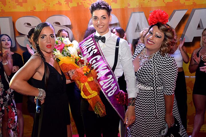 Miss Gaya 2018