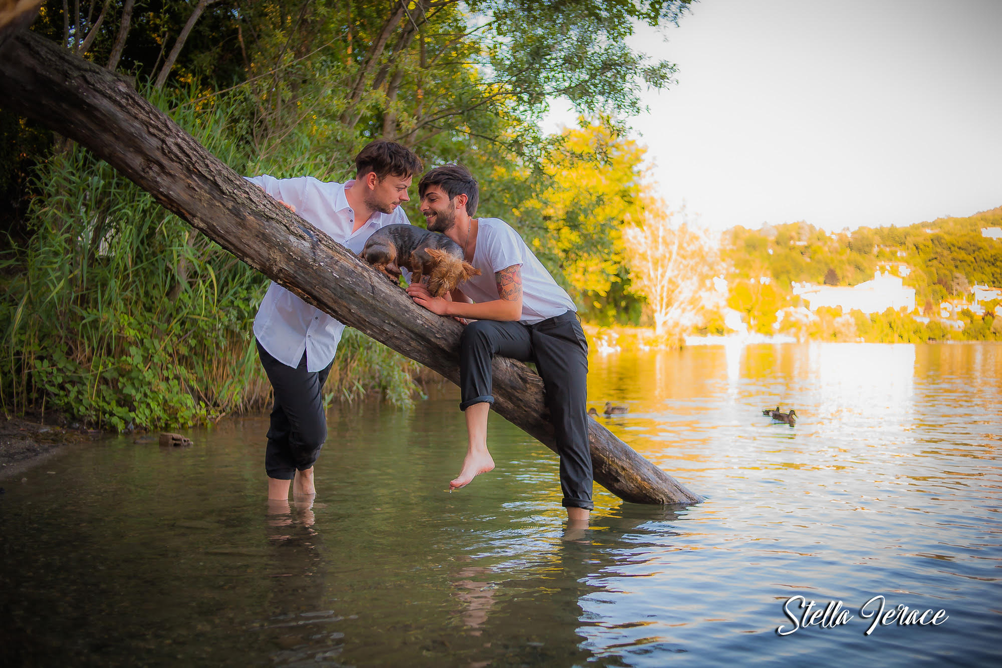 Stella Ierace Wedding & Family Photographer.