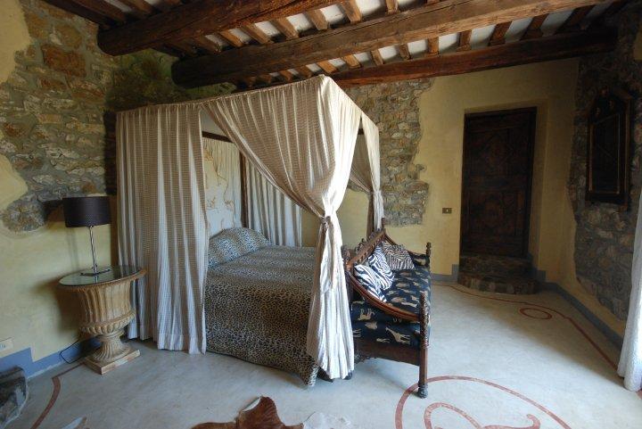 Villa Rignana - Dimora storica nel Chianti.