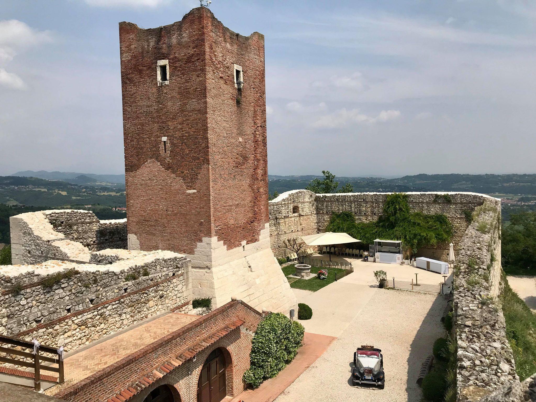 Castelli di Giulietta e Romeo: il mito si rinnova....