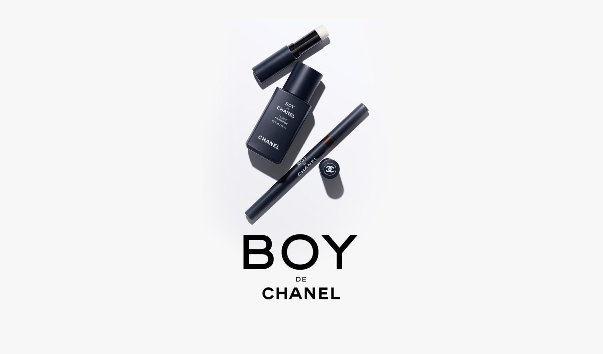 """Chanel lancia """"Boy"""", una linea di trucchi dedicata all'uomo (etero), ed è subito polemica!"""