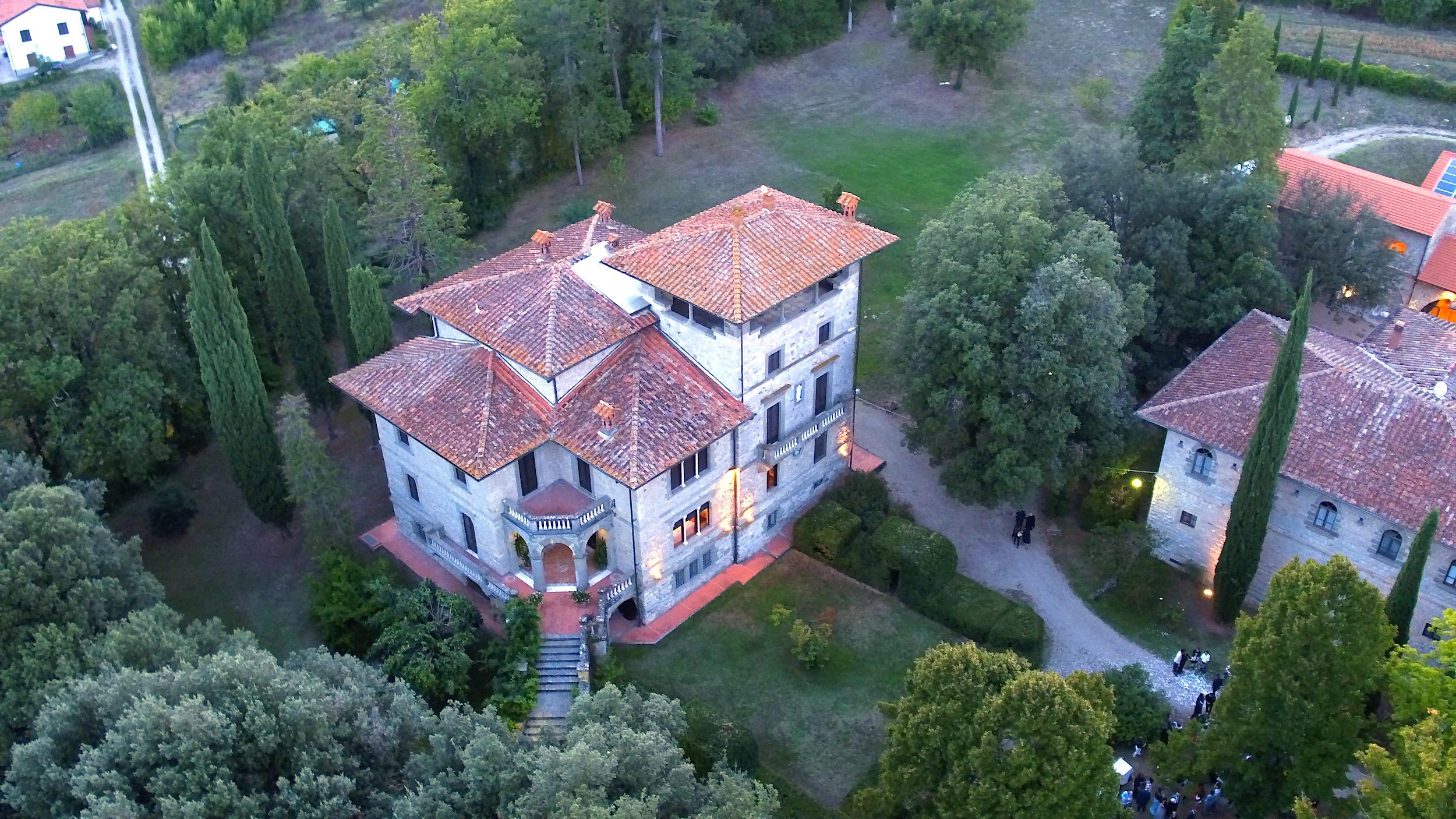 E.Vento: matrimoni ed eventi in Toscana. La Colombaia.