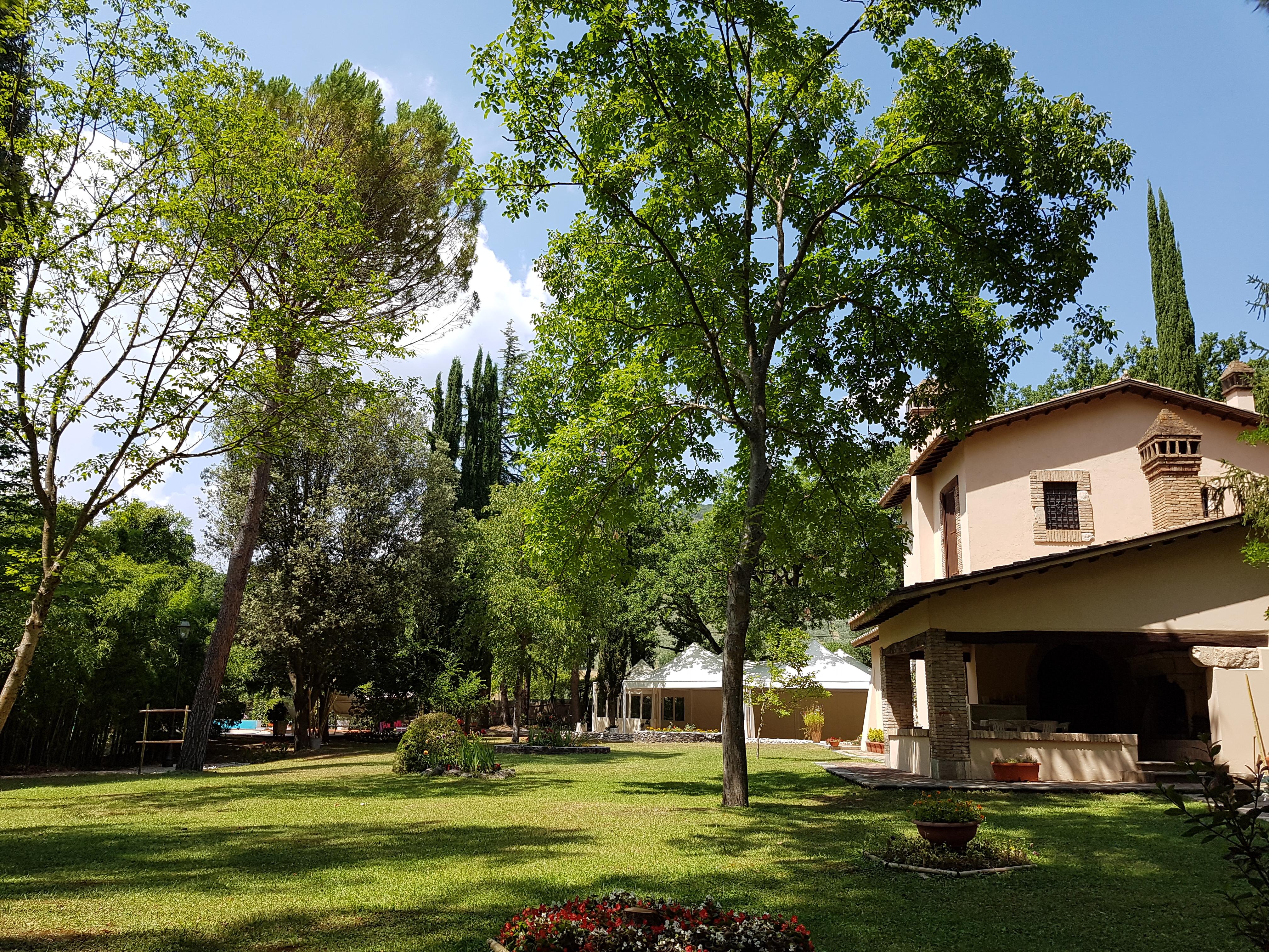 Tenuta La Seminatrice una meravigliosa location natural chic.