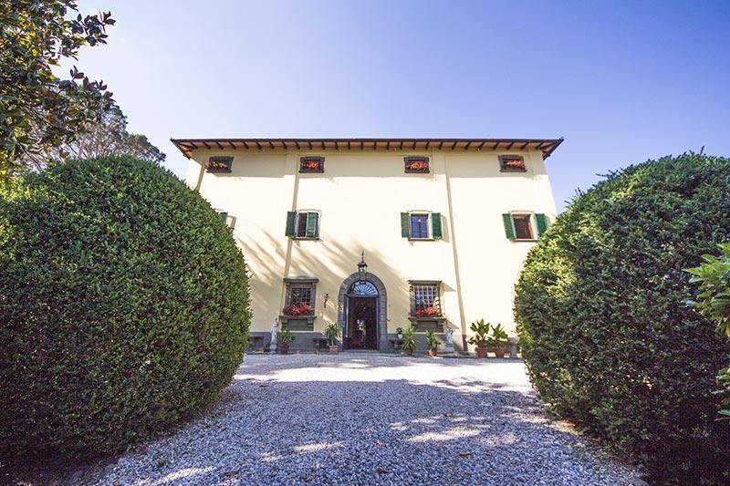 Villa Aurora: location rinascimentale in Mugello.