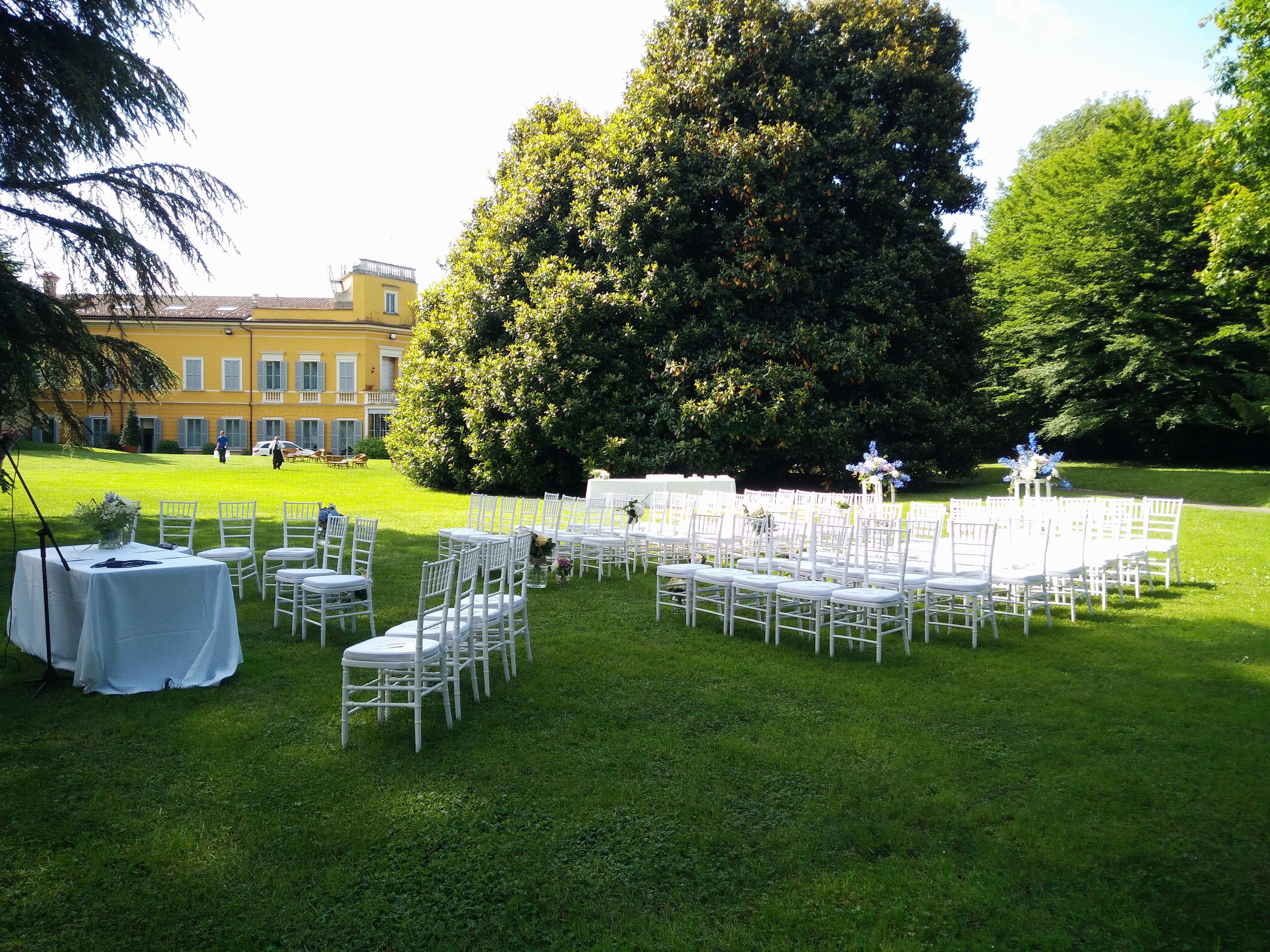 Villa Lorenzo: la cornice d'eccezione per i tuoi eventi.