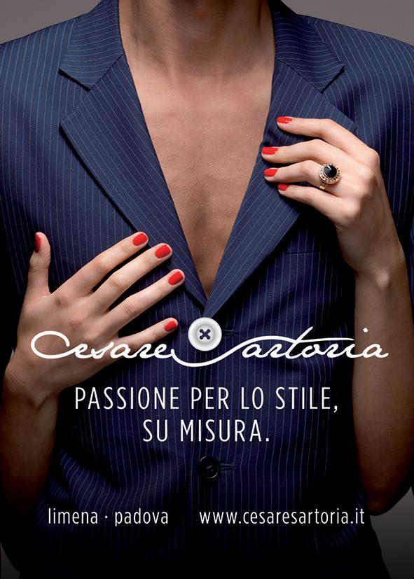 Cesare Sartoria: Il Su Misura.