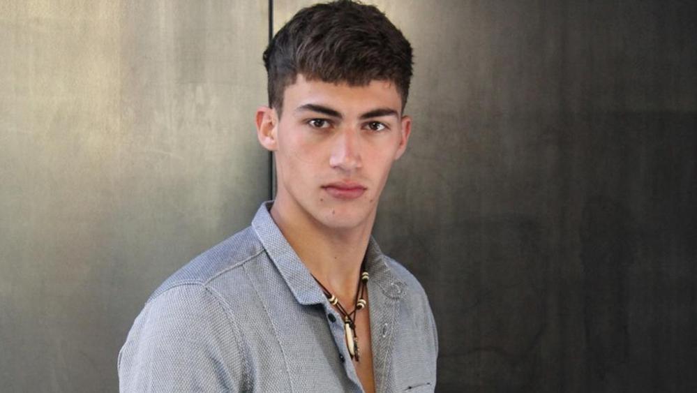 Alessio Pozzi - il modello del Mese -