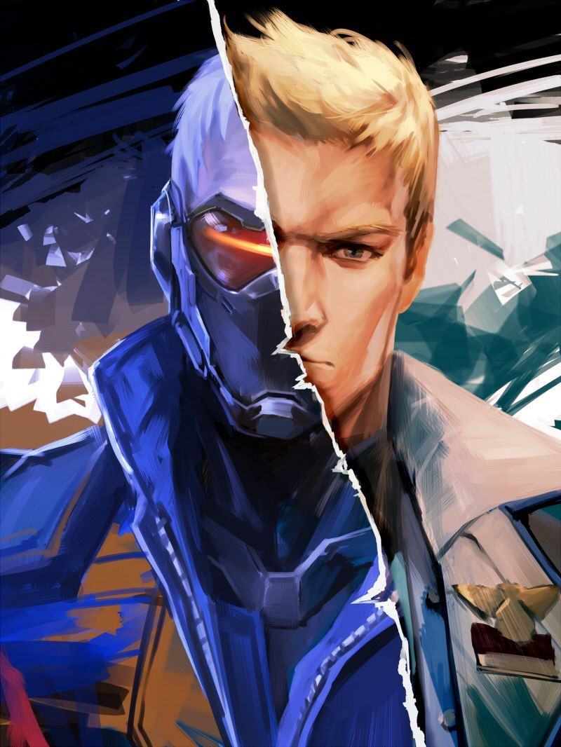 Soldier76, alias Jack Morrison, è gay!